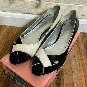 💕BCBGirls X front shoes